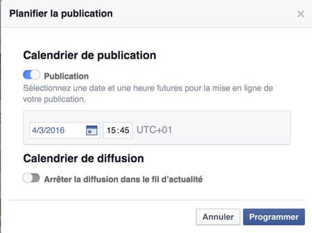 tuto automatisation facebook 2